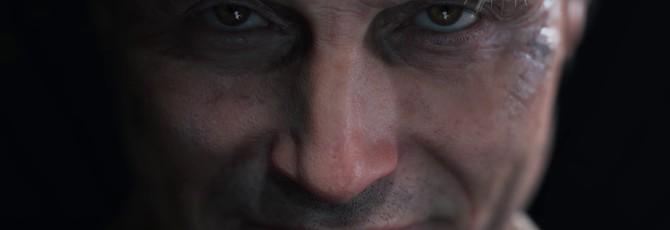 Фотографии с сессии 3D-сканирования Мадса Миккельсена для Death Stranding