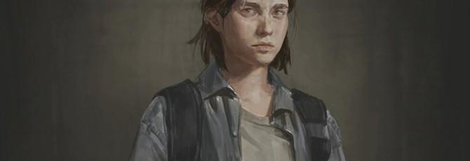 Взрослая Элли и постапокалипсис на концептах The Last of Us Part II