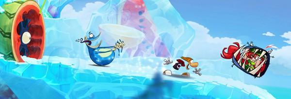 Rayman Origins выйдет на PC в Марте
