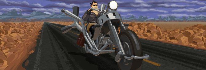 Скриншоты переиздания Full Throttle