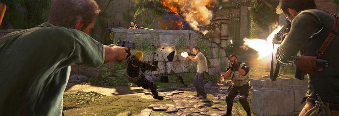 Геймплей режима выживания Uncharted 4 выглядит очень даже весело