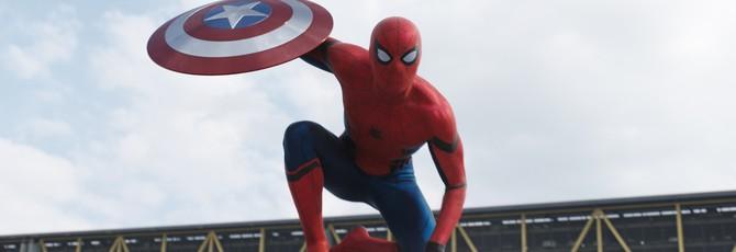 Тизер трейлера Spider-Man: Homecoming