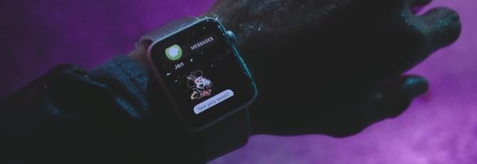 Четыре новых рекламных ролика Apple Watch