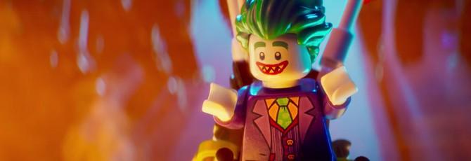 Джокер и команда вновь угрожают Готэму в новом ролике The LEGO Batman Movie