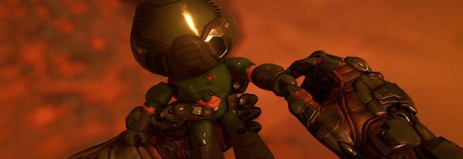 Doom 4 отменили, потому что он превратился в Call of Duty