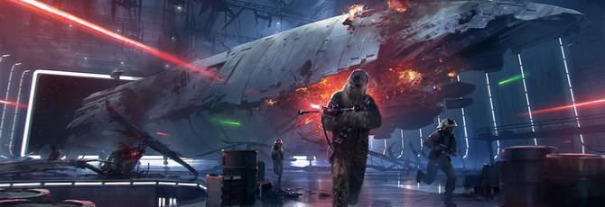 AMD Vega выдает 4K на 60fps в Star Wars: Battlefront и Doom