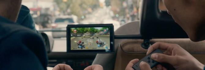 Прямой эфир с ивента Nintendo Switch утром 13 января