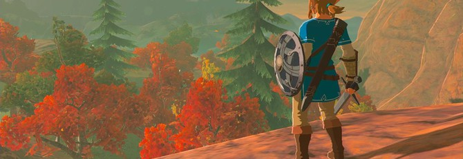 Новые скриншоты The Legend Of Zelda будут выходить регулярно вплоть до релиза