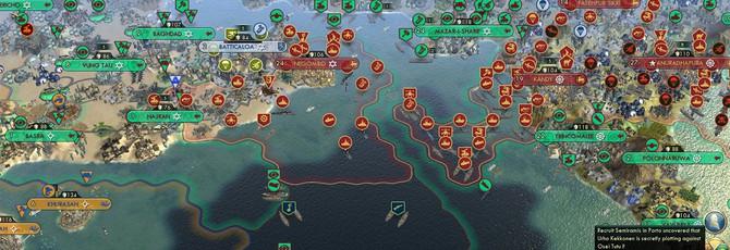Новая эпичная битва ИИ будет запущена в Civilization V со стримом на Twitch