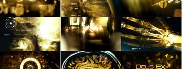 Создание трейлера Deus Ex: Human Revolution