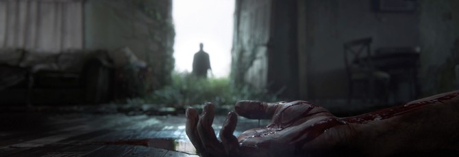 Актера Троя Бейкера не видно на съемочной площадке The Last of Us Part II