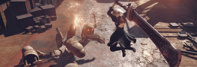 Демо NieR: Automata уже доступно — скриншоты с PS4 Pro