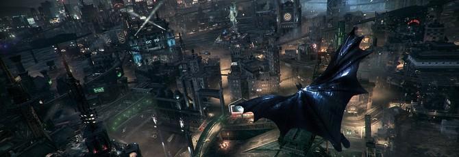 Batman: Arkham Knight не получит поддержку PS4 Pro