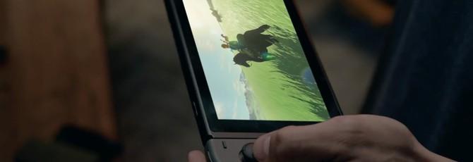 Вы не сможете самостоятельно заменить батарею Nintendo Switch