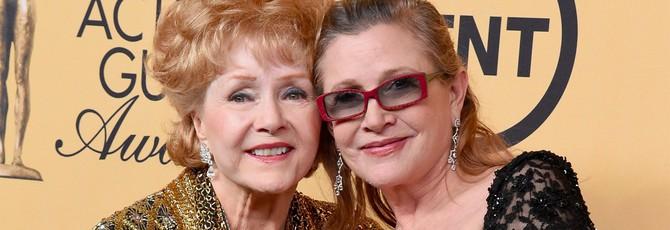 Умерла мать Кэрри Фишер, легендарная актриса Дебби Рейнольдс