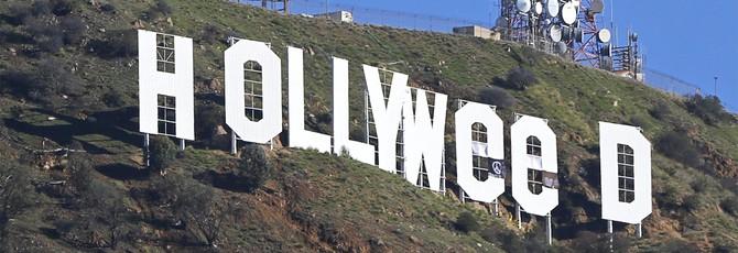 "Голливудский знак превратили в ""HOLLYWEED"""