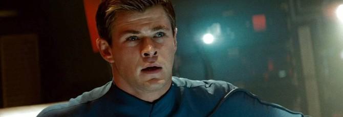 Крис Хэмсворт готов к Star Trek 4