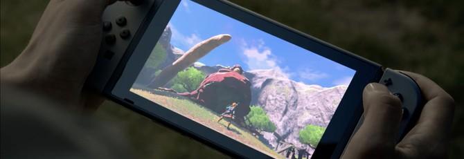 Концепты аксессуаров Nintendo Switch попали в сеть