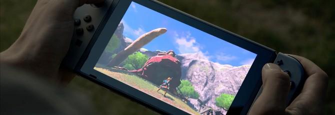 Прямой эфир с ивента Nintendo Switch — ждем цену и дату релиза