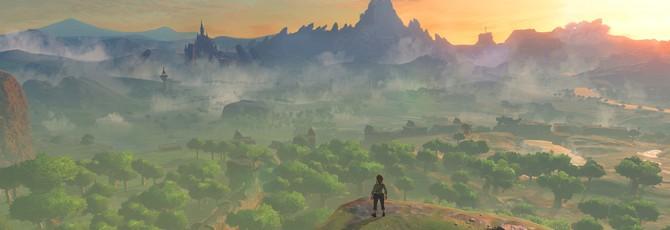Новый трейлер The Legend of Zelda: Breath of the Wild подтвердил дату релиза