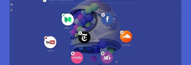 У Opera новый экспериментальный браузер Neon
