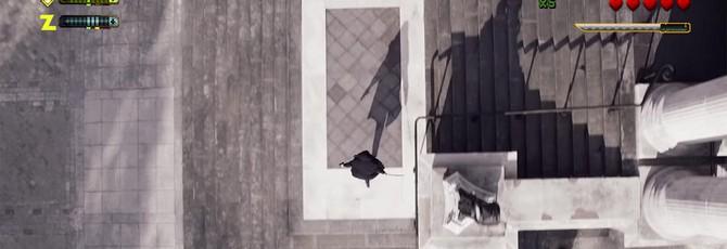 Паркур с дроном над головой похож на GTA 2