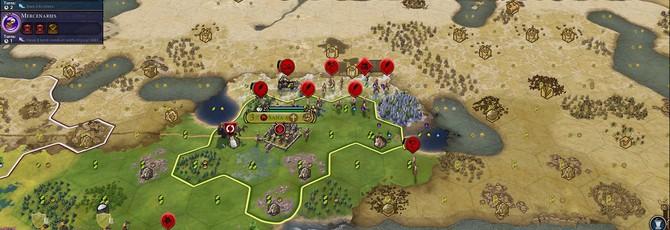 Видео-руководство Civilization VI — как использовать армию