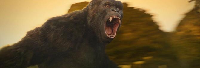 Много телевизионных трейлеров фильма Kong: Skull Island