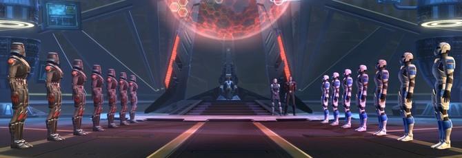 Релизный трейлер обновления Defend The Throne для Star Wars: The Old Republic