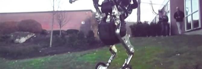 У Boston Dynamics есть двухколесный робот — вот кто точно поработит нас
