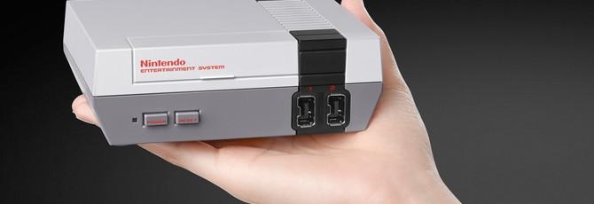 По всему миру продано полтора миллиона приставок NES Classic Edition