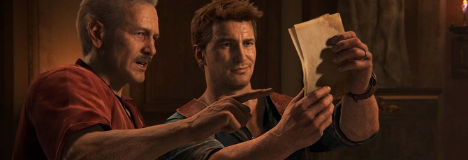 Uncharted 4 взяла Annie за анимацию