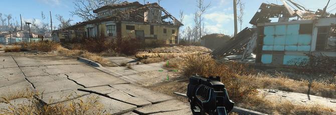 Как выглядит Fallout 4 с мега-текстурным паком на 58 Гб