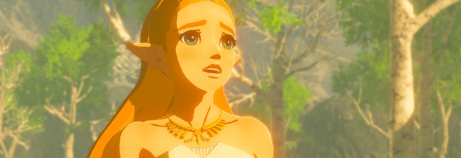 The Legend of Zelda: Breath of the Wild ушла на золото