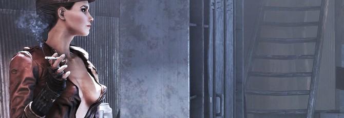 Fallout 4: сравнение новых HD-текстур со стандартными на ультра графике