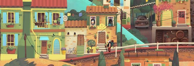 Old Man's Journey — волшебная игра о знакомстве с жизнью и горами