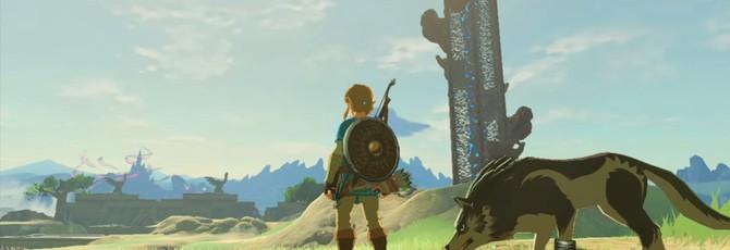 Час геймплея и новые подробности The Legend of Zelda: Breath of the Wild
