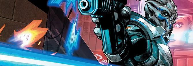 Dark Horse представила первый комикс по Mass Effect: Andromeda
