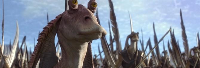 Новая книга по Star Wars расскажет о судьбе Джа-Джа Бинкса