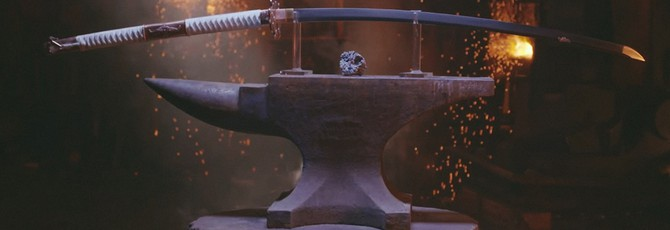 Реальный меч нодати из For Honor от Man at Arms