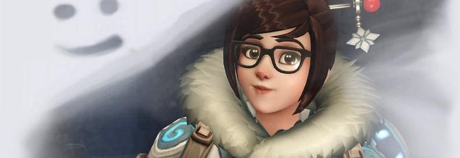 Как Blizzard создает интро-анимации персонажей Overwatch