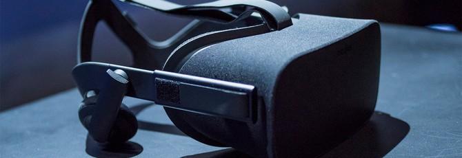 """ZeniMax требует запрета продаж Oculus Rift или долю от доходов с """"украденных технологий"""""""