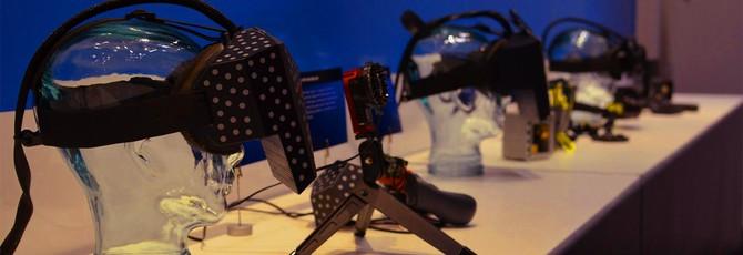 LG и Valve покажут новый VR-девайс на этой неделе