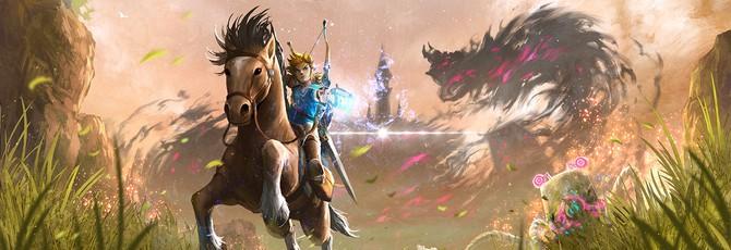 Оценки The Legend of Zelda: Breath of the Wild