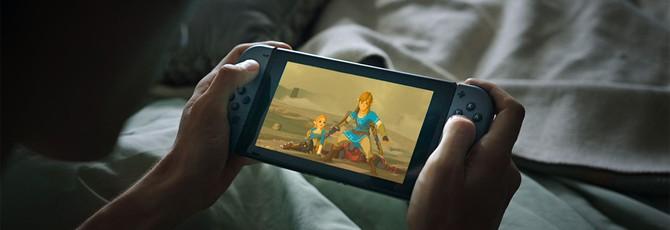 Сохранения на Nintendo Switch нельзя переносить на другую консоль или SD-карту