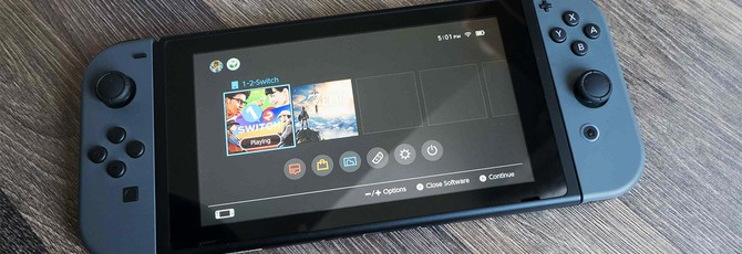 Дисплей Nintendo Switch — самая прочная часть консоли