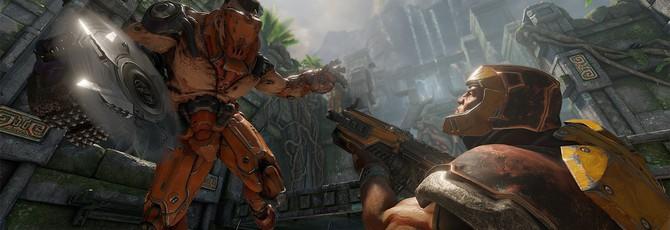 Открыта регистрация на бету Quake Champions и новый трейлер