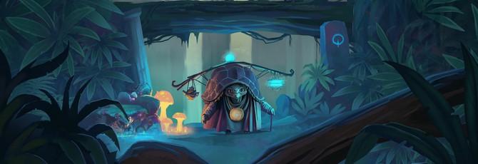 Опоздавший волшебник: Обзор Faeria