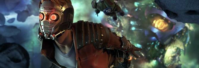 Первые кадры Guardians of the Galaxy от TellTale и анонс каста