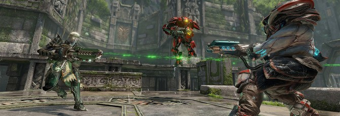 Quake Champions таки F2P с опциями покупки